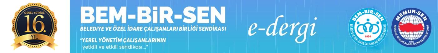 BEM-BİR-SEN E-Dergi
